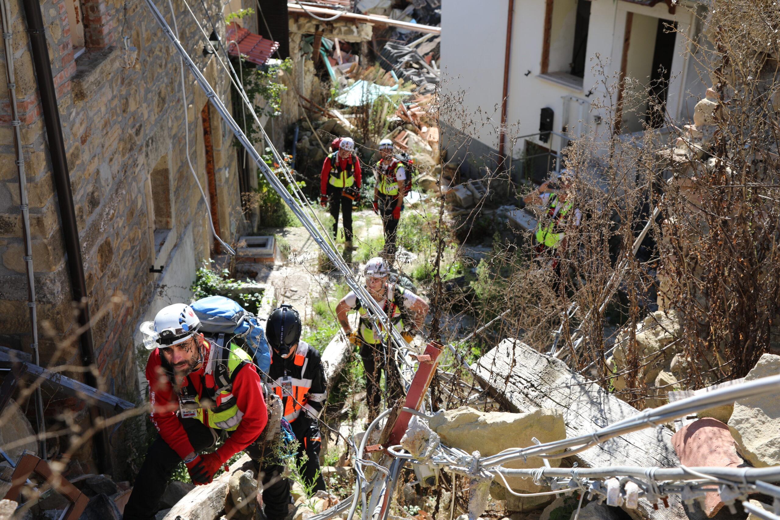 USAR Giannino Caria - Protezione Civile