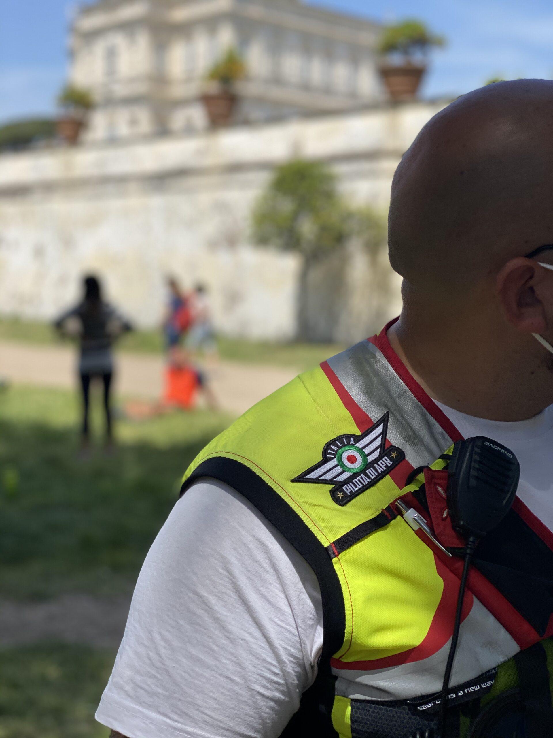Giannino Caria DRONE - Protezione Civile