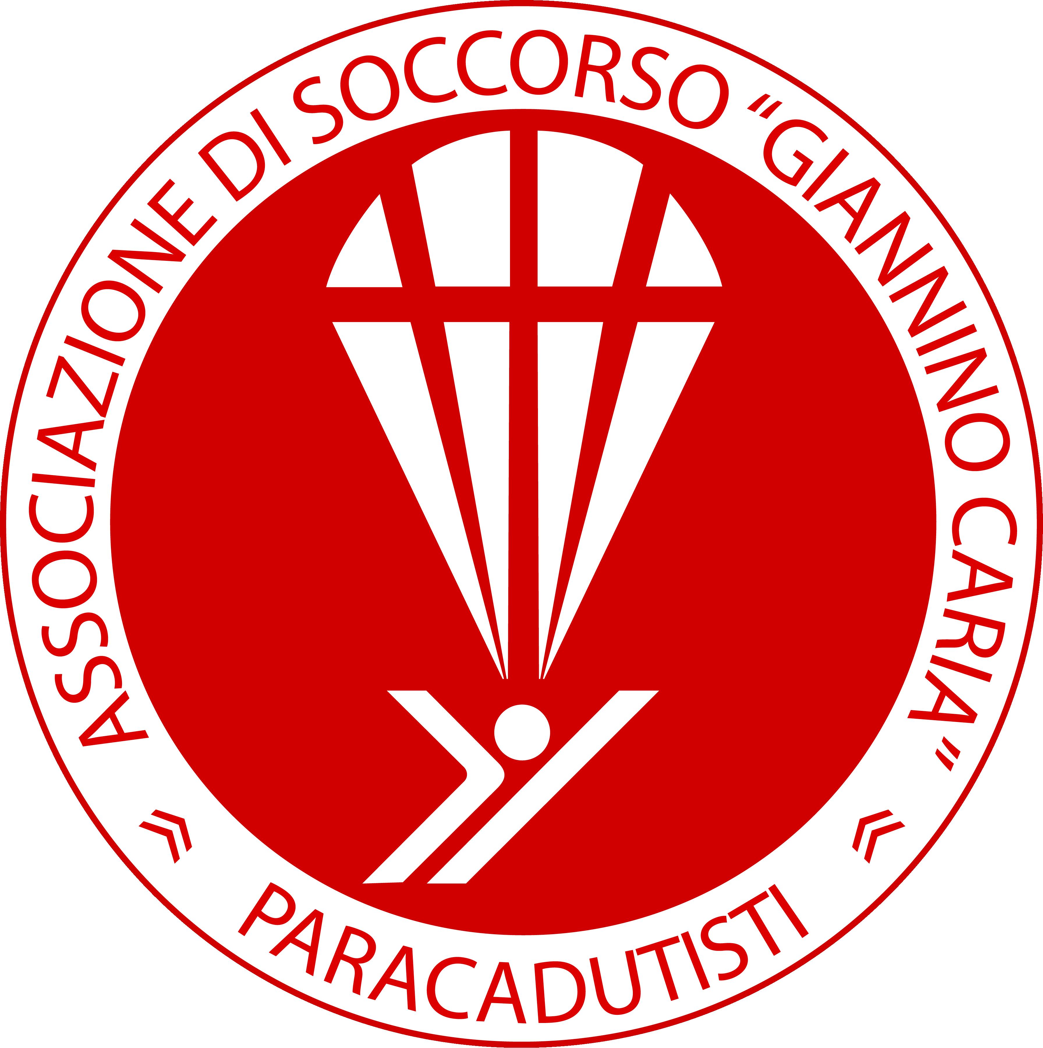 Logo Giannino Caria - Protezione Civile