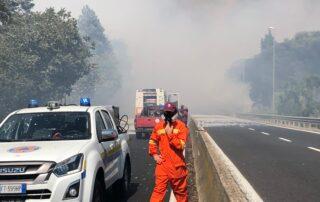 AIB Giannino Caria - Protezione Civile